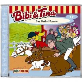 KIDDINX - CD Bibi und Tina … Das Herbst-Turnier (Folge 17)