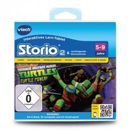 VTech - Storio 2 - Lernspiel - Teenage Mutant Ninja Turtles