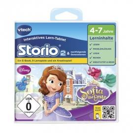 VTech - Storio 2 und 3 - Lernspiel - Sofia die Erste