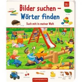 Coppenrath Verlag - Bilder suchen - Wörter finden: Such mit in meiner Welt