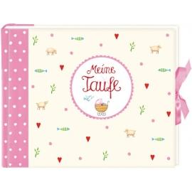 Coppenrath Verlag - Eintragalbum - Meine Taufe, rosa