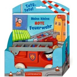 Coppenrath Verlag - Meine kleine rote Feuerwehr