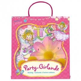 Die Spiegelburg - Party-Girlande Prinzessin Lillifee