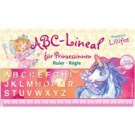 Die Spiegelburg - ABC-Lineal Prinzessin Lillifee