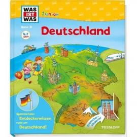 Tessloff - Was ist Was Junior 31 - Deutschland