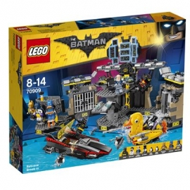 LEGO Batman Movie - 70909 Batcave-Einbruch