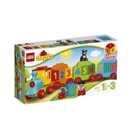 LEGO DUPLO - 10847 Zahlenzug