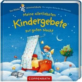 Coppenrath Verlag - Meine allerliebsten Kindergebete zur guten Nacht (Himmelsb.)