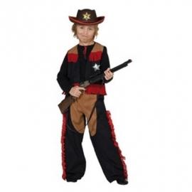 Rubies - Cowboy 2-teilig Größe 104