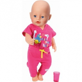 Zapf Creation - Baby born Badeset Jumpsuit