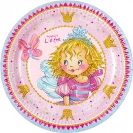Die Spiegelburg - Partyteller Prinzessin Lillifee Ich bin Prinz. (8 St.)