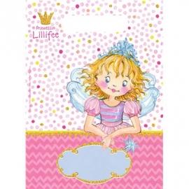 Die Spiegelburg - Partytüten Prinzessin Lillifee Ich bin Prinz. (8 St.)