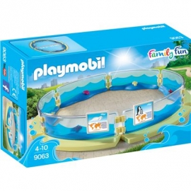Playmobil® 9063 - Family Fun - Meerestierbecken