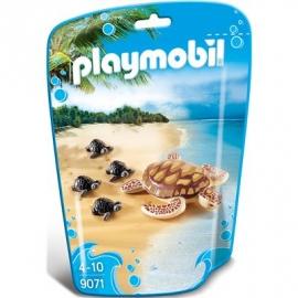 Playmobil® 9071 - Family Fun - Wasserschildkröte mit Babys