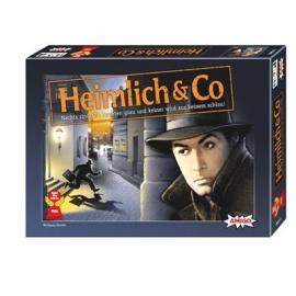 Amigo Spiele - Heimlich & Co.