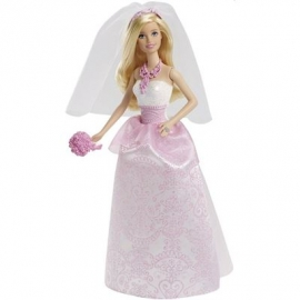 Mattel - Barbie - Braut Barbie