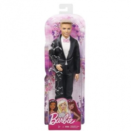 Mattel - Barbie - Bräutigam Ken