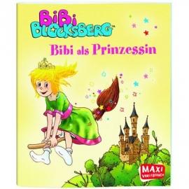 Oetinger - Bibi Blocksberg - Bibi als Prinzessin