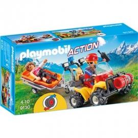 Playmobil® 9130 - Action - Bergretter-Quad