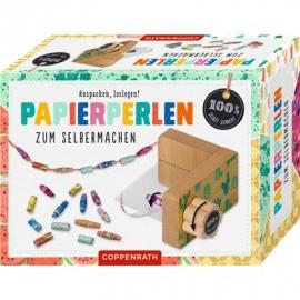 Coppenrath Verlag - Papierperlen zum Selbermachen - 100% selbst gemacht