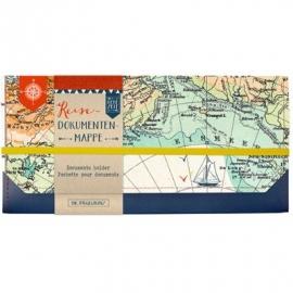 Die Spiegelburg - Reise-Dokumentenmappe Reisezeit