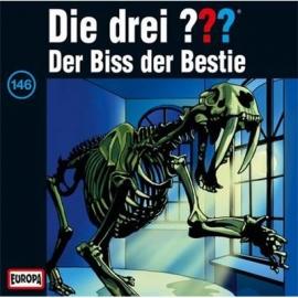 Europa - CD Drei ??? Der Biss der Bestie, Folge 146