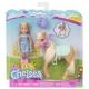 Mattel - Barbie - Chelsea und Pony