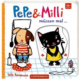 Coppenrath Verlag - Pepe & Milli müssen mal