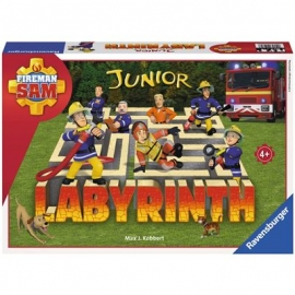Ravensburger Spiel - Fireman Sam Junior Labyrinth