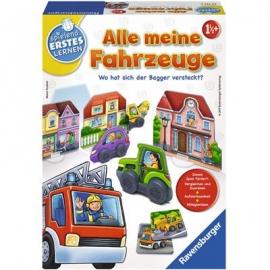 Ravensburger Spiel - Alle meine Fahrzeuge