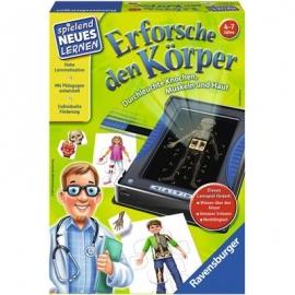 Ravensburger Spiel - Erforsche den Körper