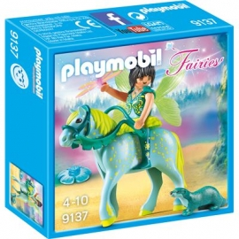 Playmobil® 9137 - Fairies - Wasserfee mit Pferd Aquarius