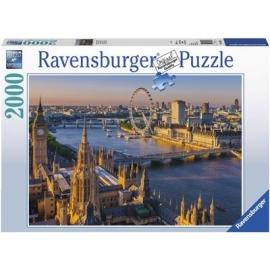 Ravensburger Puzzle - Stimmungsvolles London, 2000 Teile