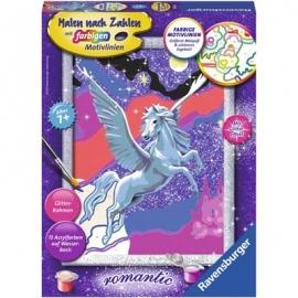 Ravensburger Malen nach Zahlen - Stolzer Pegasus