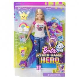 Mattel - Barbie - Die Videospiel-Heldin - Real Life Barbie
