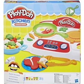 Hasbro - Play-Doh Brutzel-Herd