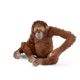 Schleich - World of Nature - Wild Life - Afrika - Orang-Utan Weibchen