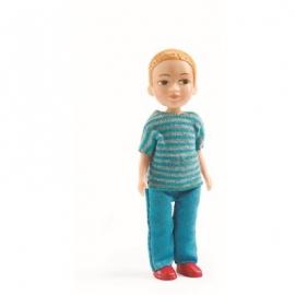 Djeco - Puppenhaus: Puppenhaus: Victor