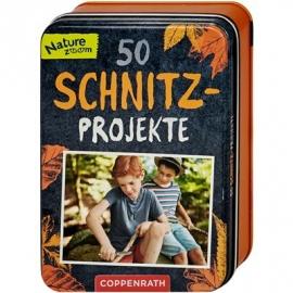 Coppenrath Verlag - 50 Schnitz-Projekte - Nature Zoom