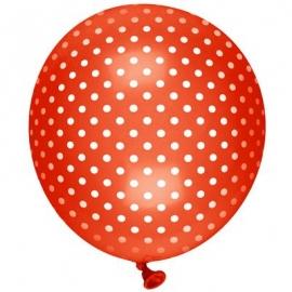 Die Spiegelburg - Luftballons Fröhliche Tupfen Garden Kids (8 St. sort.)