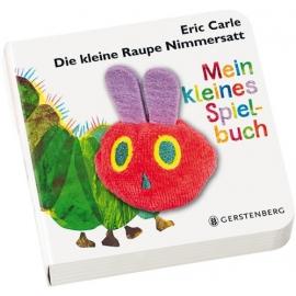 Raupe Nimmersatt-Mein kleines Spielbuch