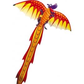 Einleinerdrachen Dragon 3D 102x320cm
