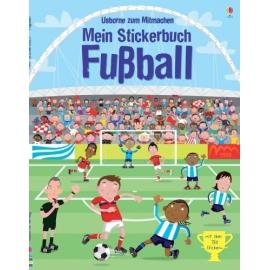 Mein Stickerbuch Fussball