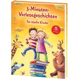 3-Minuten-Vorlesegeschichten starke Kind