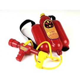 Feuerwehrspritze mit Funktion