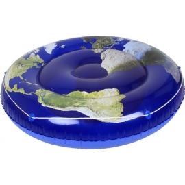 Badeinsel Blue Planet, Ø ca. 173cm