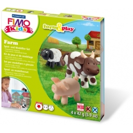 FIMO kids form & play Farm