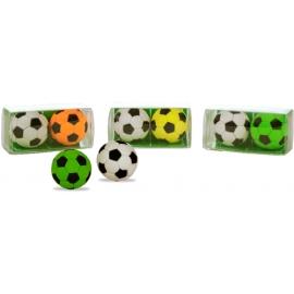 Radierer Kick-It Fußball, 2er Set