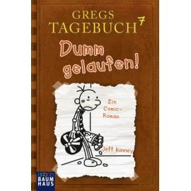 Gregs Tagebuch 7 - Dumm gelaufen! TB