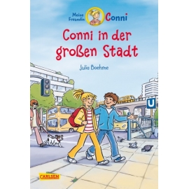 CO Conni Bd 12: Conni in der Stadt